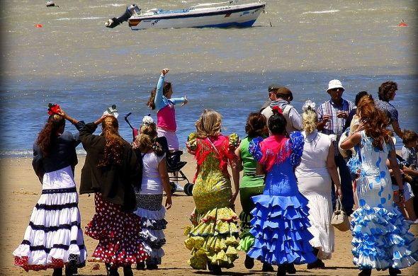 El Rocio i pielgrzymka w rytmie flamenco