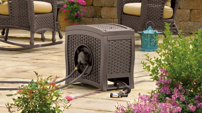 Suncast Aquawinder 125-Foot Capacity Hose Reel Review