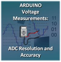 Measuring Voltage: Arduino ADC Resolution and Accuracy