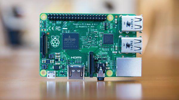 Raspberry Pi 2 into a Audio Box - Tested