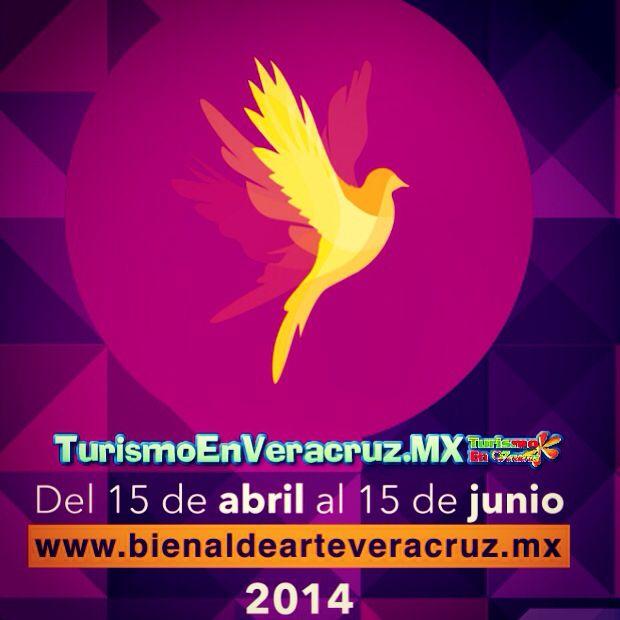 Bienal de #arte de #Veracruz http://www.turismoenveracruz.mx/2014/06/continua-abierta-la-convocatoria-de-la-bienal-de-arte-veracruz-2014/