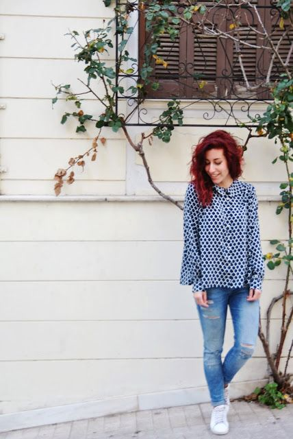 the wardrobe project.: Pattern testing: Sarah Shirt by By Hand London