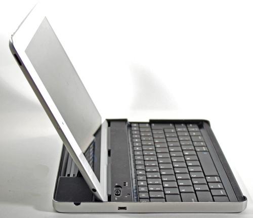 Cirago Bluetooth keyboard case for iPad