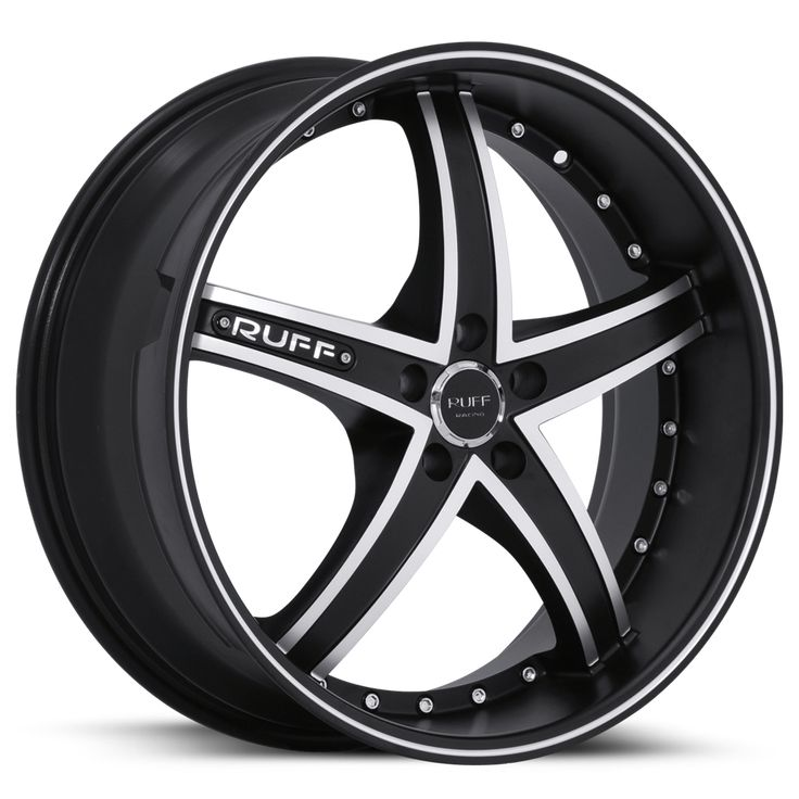 ruff racing r953 rims the rims on my mercedes
