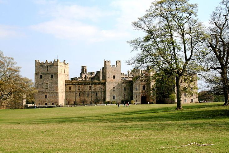 Raby Castle,near Staindrop in County Durham