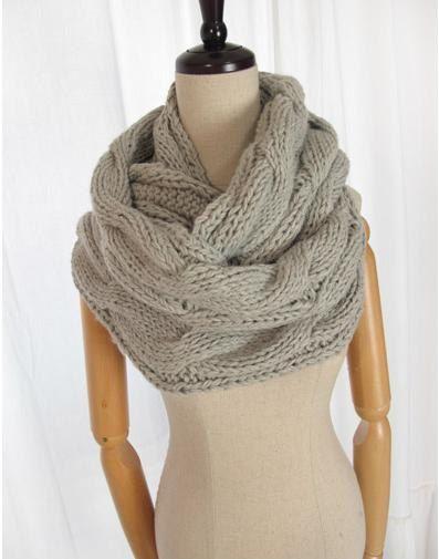 PDF Pattern  Ajia infinity scarf by Mizumy on Etsy, $3.00