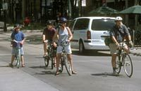 Wisconsin Department of Transportation Rules for riding bicycles on the road