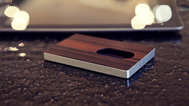 Cardissimo Hardwood Card Case: Business Cards, Cases, Hardwood Card, Card Holders, Cardissimo Hardwood