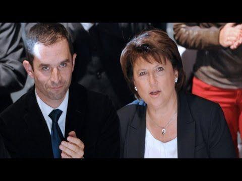 """Martine Aubry à Benoît Hamon : """"Tu as tout simplement redonné vie à l'id..."""