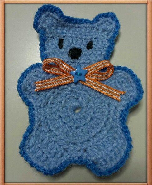 Un dolcissimo orsetto per piccoli e grandi ;)
