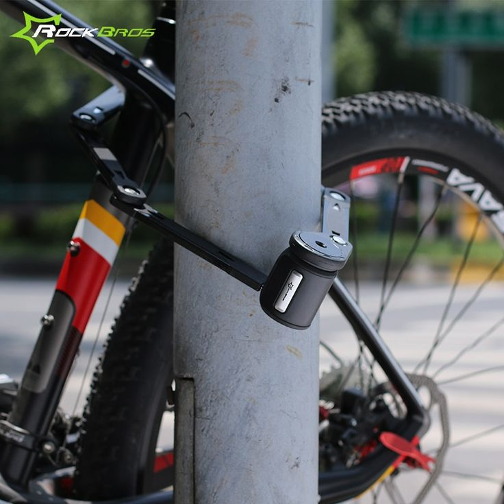 39.98$  Buy here - http://ali2rr.shopchina.info/go.php?t=32788862098 - Rockbros 2017 Bicycle Lock Steel Alloy MTB Road Bike Lock Bicycle Chain Cable Lock Anti-theft High Security Candado Bicicleta 39.98$ #buychinaproducts