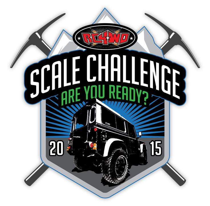 RC4WD Scale Challenge Series 2015