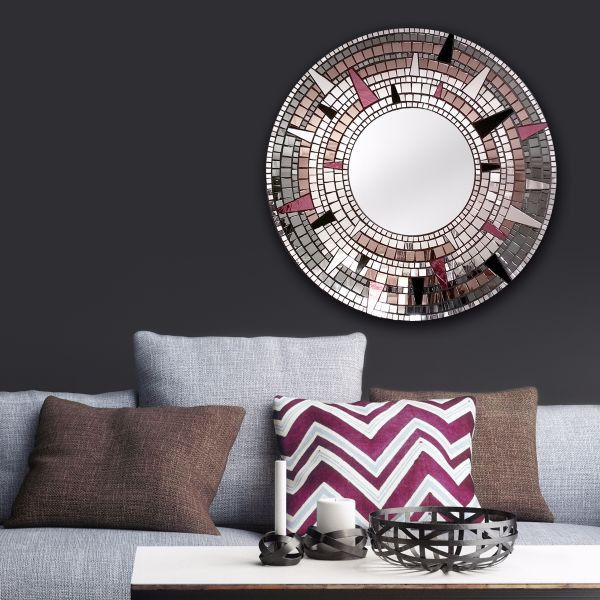 200 Best Uses For Round Mirrors Shine Mirrors Australia Images - home decor mirrors australia