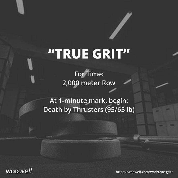 True Grit Workout Functional Fitness Wod Wodwell Grit Workout Wod Workout Kettlebell Training