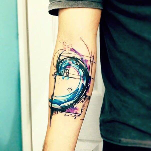 1000+ Ideas About Fibonacci Tattoo On Pinterest