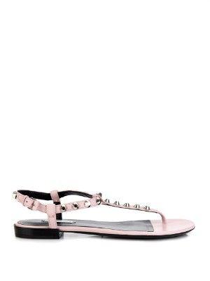Arena studded flat sandals | Balenciaga | MATCHESFASHION.COM