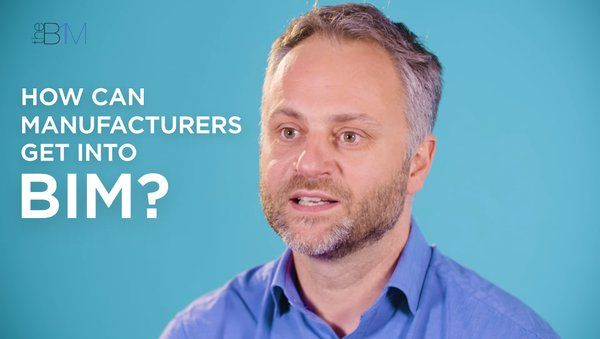 """""""As a product manufacturer you need to provide the data, about your products to the whole supply chain so that the designers and contractors can select the properties they need. By doing so, you have a far higher chance of actually being procured""""."""