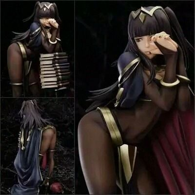 (36.54$)  Buy here  - Free Shipping Good Smile Fire Emblem Awakening Tharja 1/7 Scale Sexy PVC Action Figure Collectible Model Toy 21CM zy109