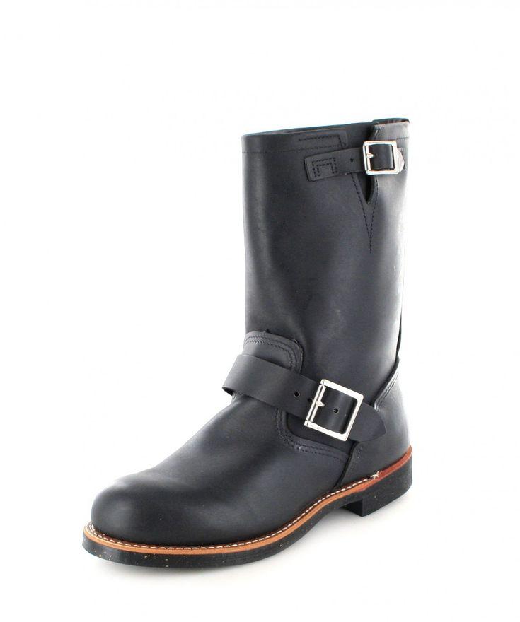 Fashion Boots Stiefel STAN Braun Engineer Stiefel ohen Stahlkappe
