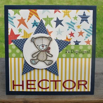 Annika - kort & gott: Ett dopkort till Hector