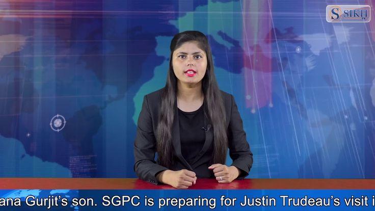 Sikh TV English News Bulletin 18/02/2018