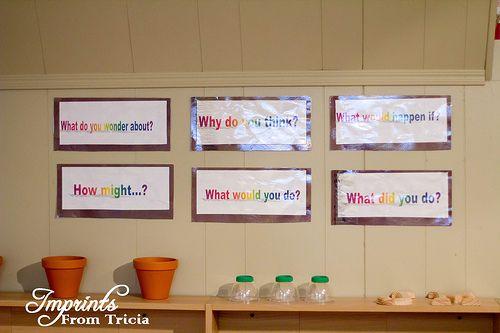 Colorful Playroom Wall Art