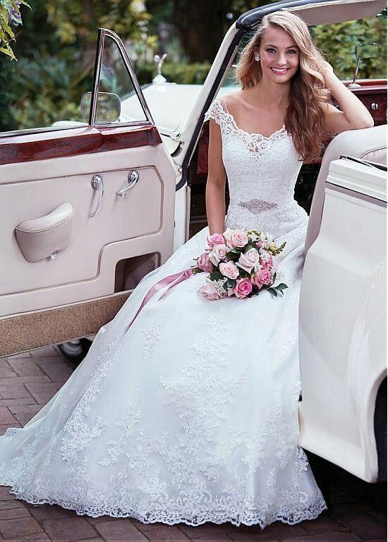 91 best Hochzeitskleider images on Pinterest | Wedding frocks ...