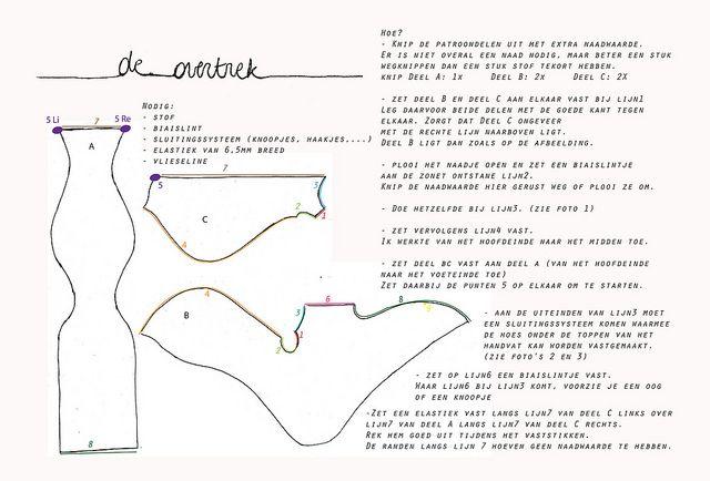 maxi-cosi overtrek by Tom & Katrien, via Flickr patroon en beschrijving
