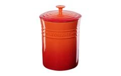 Le Creuset Volcanic Stoneware Storage Jar