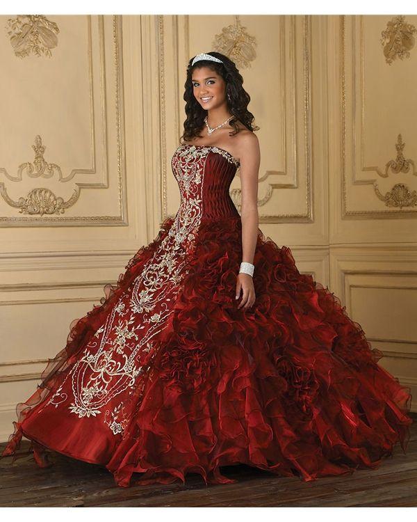 Renaissance Sweet 16 Dresses