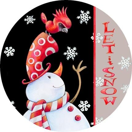 RR ra snowman