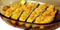 Ricetta zucchine al forno con fiocchi d' avena: un contorno di verdure dietetico, leggero e facile