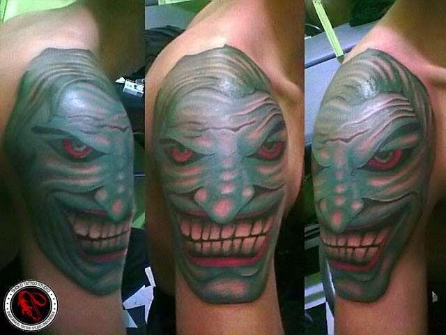 Joker Tattoo - Shoko Tatto Studio