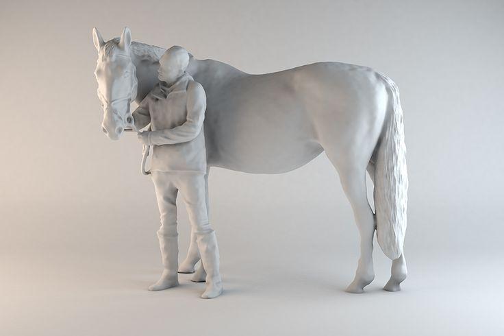 My horse in3d. Com