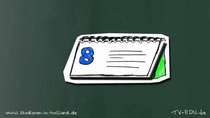Studieren in Holland - Sprache
