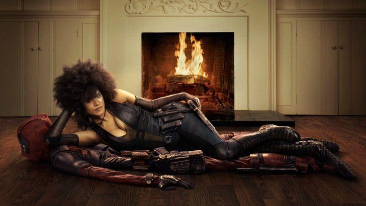 Watch Movie #Deadpool2 #Deadpool