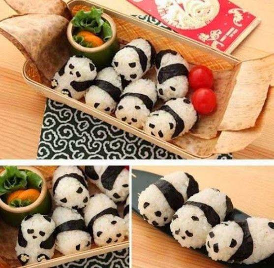 sushi pandas