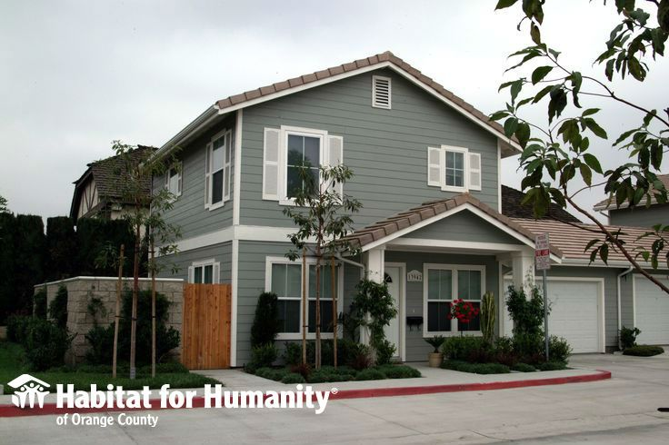 Westminster Home Built By Habitat For Humanity Of Orange County Completed In 2005
