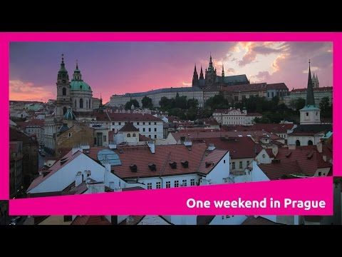 19 Ways To Spend A Weekend In Prague | Attractions and Must Sees