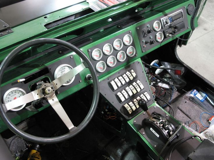 Yj custom dash ideas oiiiiio it 39 s a jeep thing for Dash designs car interior shop
