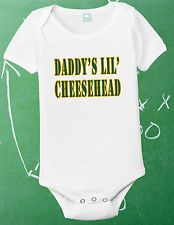 Green Bay Packers One Piece Packers Baby Shirt Infant Packers Shirt Packer Baby