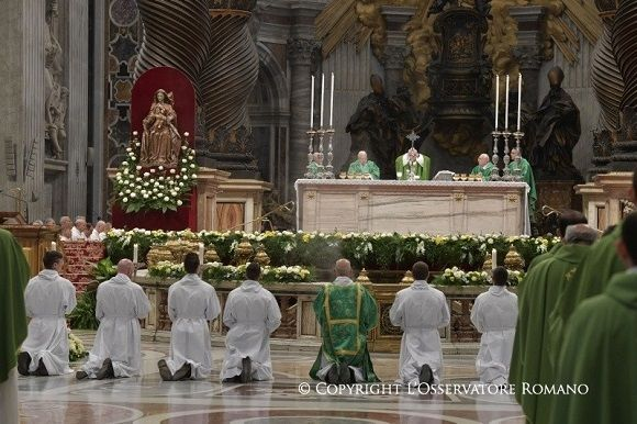 Spe Deus: Homilia Santa Missa Dia Mundial dos Pobres