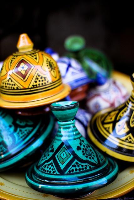 Tagine Pots, Morocco