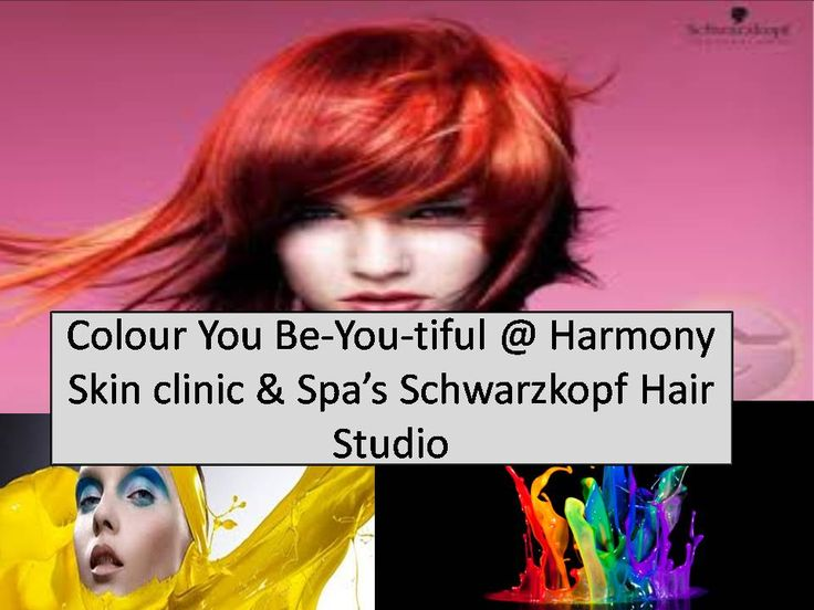 The first spa owned Schwarzkopf Hair Studio in KwaZulu Natal. Headed by one of Schwarzkopf's top hair stylists and colour experts 031 464 4900