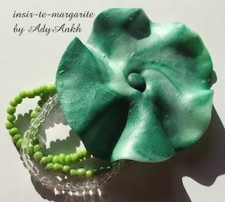 Greenie bracelet
