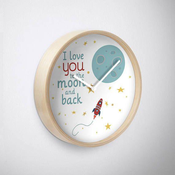 17 mejores ideas sobre cohete infantil en pinterest - Reloj pegado pared ...