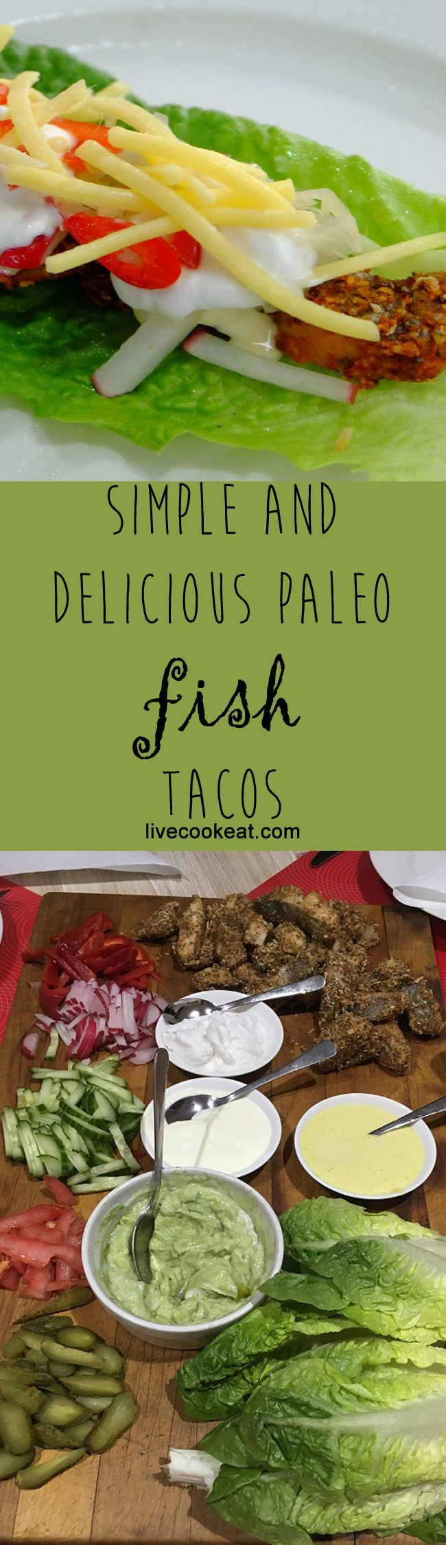 Fish-Tacos, simple, delicious and budget friendly