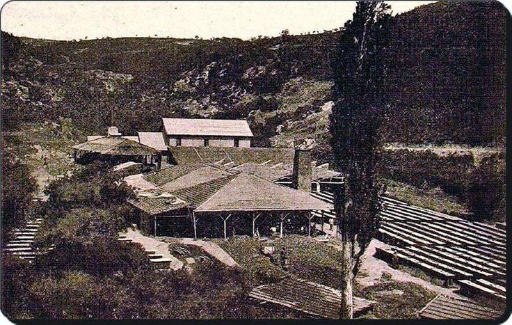 Anadoluhisarı / Göksu / Tuğla ve Kiremit Fabrikası - 1900'ler