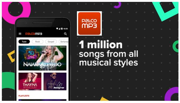 Baixar Palco MP3 or download Palco MP3 Music Downloader app with more than 1 million songs to download. Also see the main features and reviews from users.