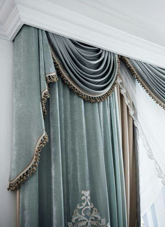 1000+ ideas about Classic Curtains on Pinterest | Drapery ideas ...